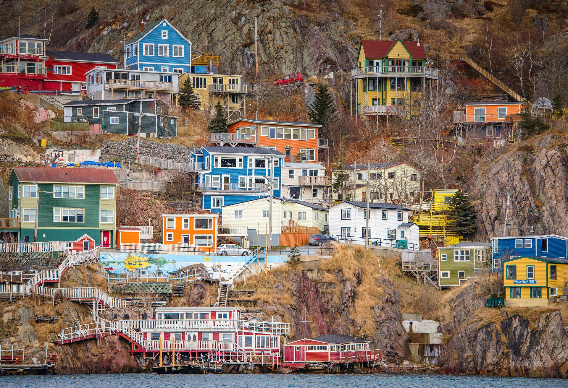 Exploring the beautiful provinces of Newfoundland, Canada